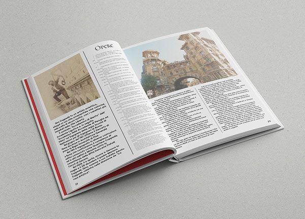 Architettura Liberty a Roma – Book on Behance