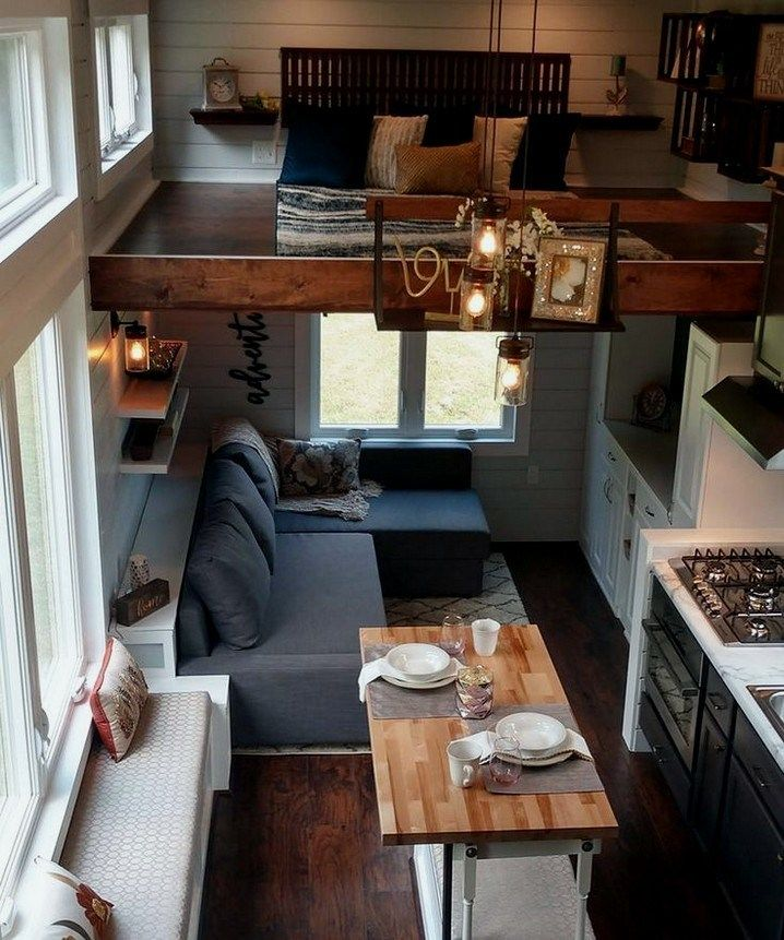 43+ cool tiny house design ideas to inspire you 51 ⋆ Home & Garden Design