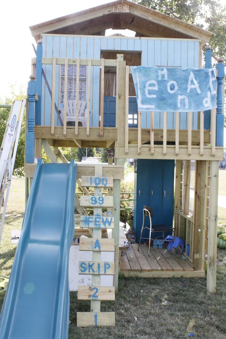 288 best playhouse images on pinterest playhouse ideas
