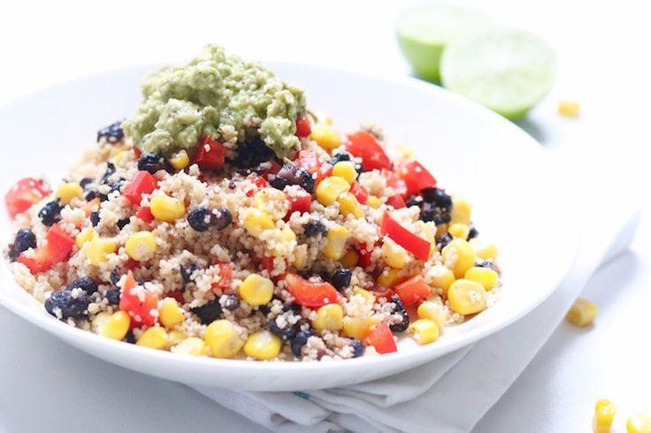 Mexicaanse couscous