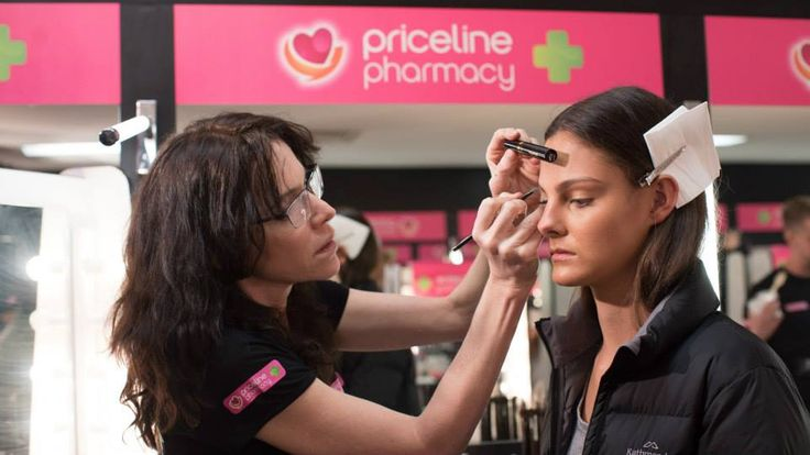 Presented by Miss Vogue and AMP Capital Shopping Centres and Supported by L'Oréal Paris at Priceline Pharmacy