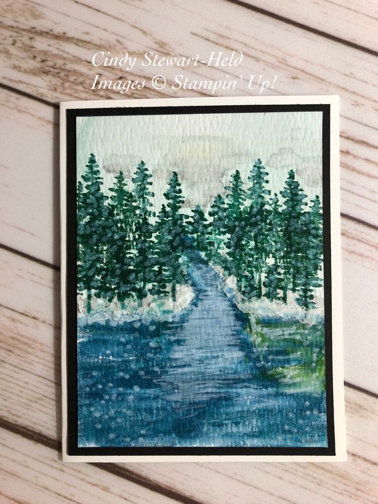 Waterfront Stamp Set by Stampin' Up!