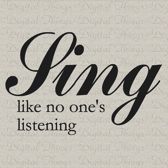 Best 25+ Singing quotes ideas on Pinterest | Music love ...