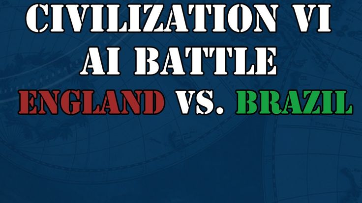 England vs. Brazil in a 1v1 AI Battle #CivilizationBeyondEarth #gaming #Civilization #games #world #steam #SidMeier #RTS