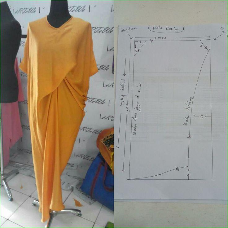 Draperi long dress