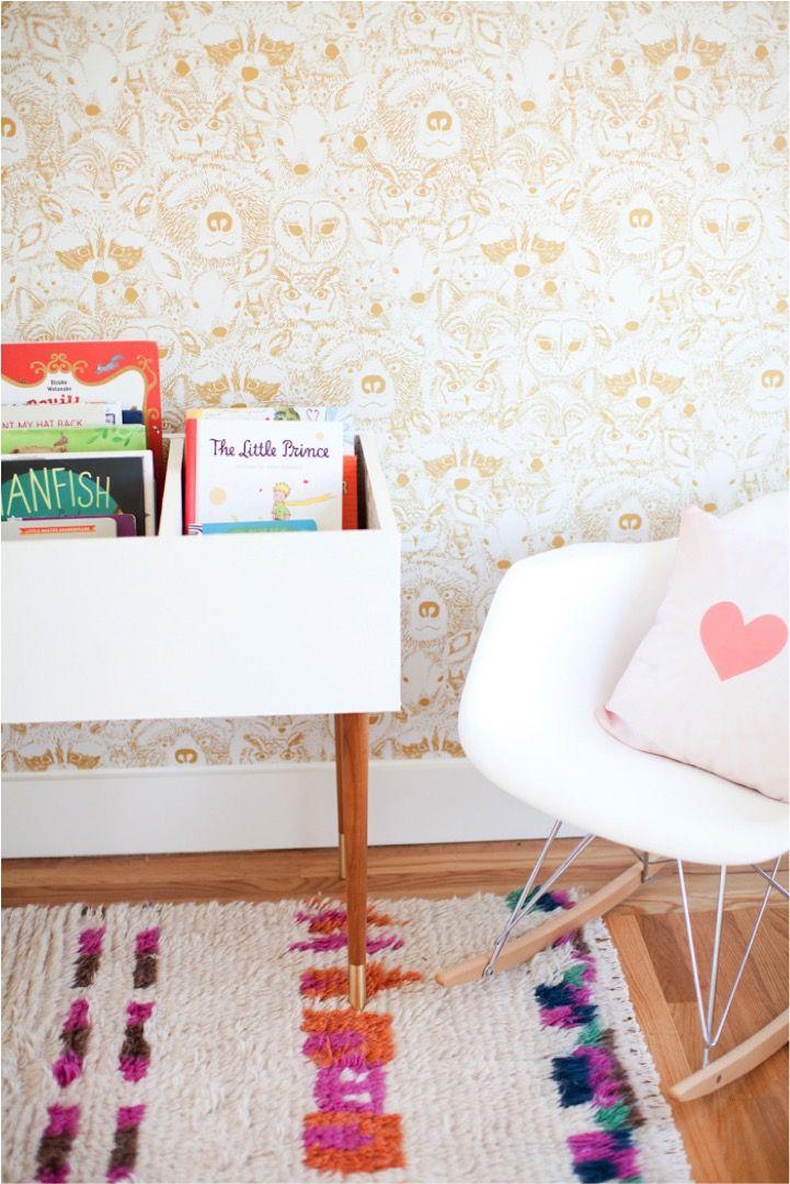 Wonderful DIY kids book bin @thislstreet! An awesome way to use Prettypegs' Estelle legs, Thank you :) #prettypegs #furniturelegs #diy