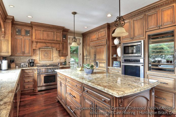 60 best dazzling kitchens garrison collection images on for Traditional kitchen equipments