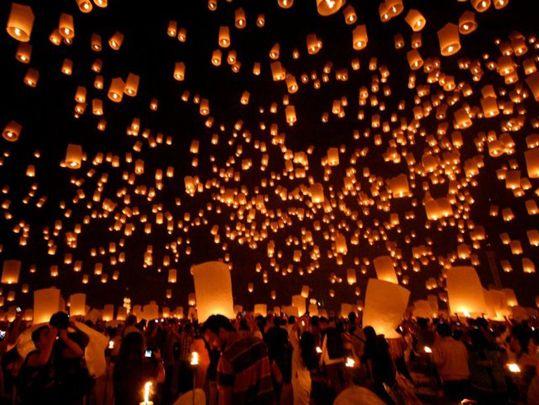 Hoi An Full Moon Lantern Festival Vietnam Pinterest