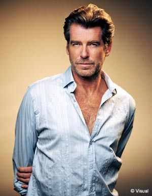Pierce Brosnan New Movie | Pierce Brosnan, élu l'homme le plus...