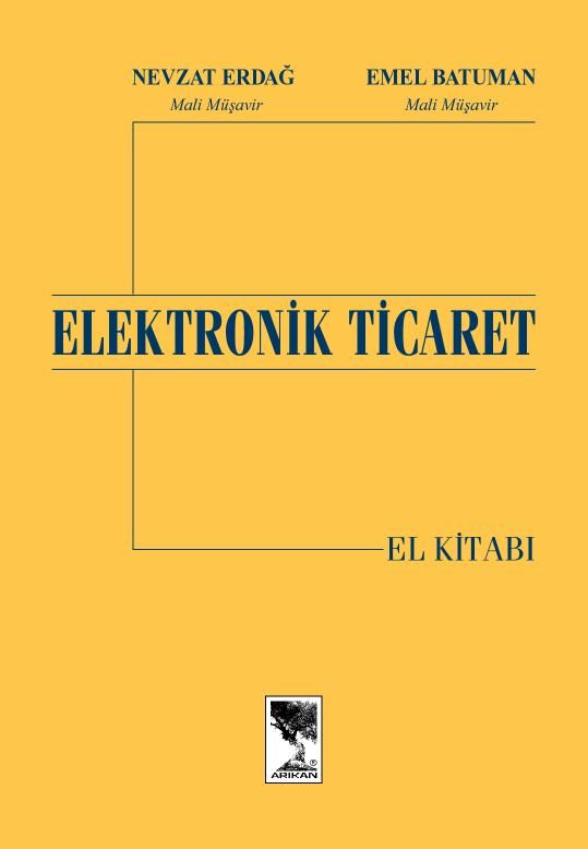 ELEKTRONİK TİCARET
