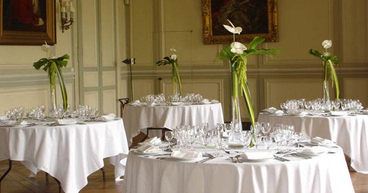 Château de Chaumontel - Art de la table