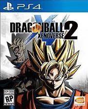 Dragon Ball Xenoverse 2 (Sony PlayStation 4 2016) New&Sealed