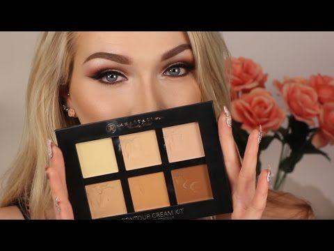 Anastasia Beverly Hills Cream Contour Kit Tutorial & FULL Review - YouTube