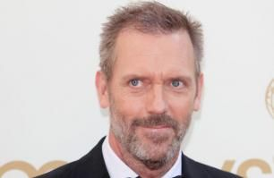 Hugh Laurie: Clint Eastwood is an icon to me - Celebrity Balla