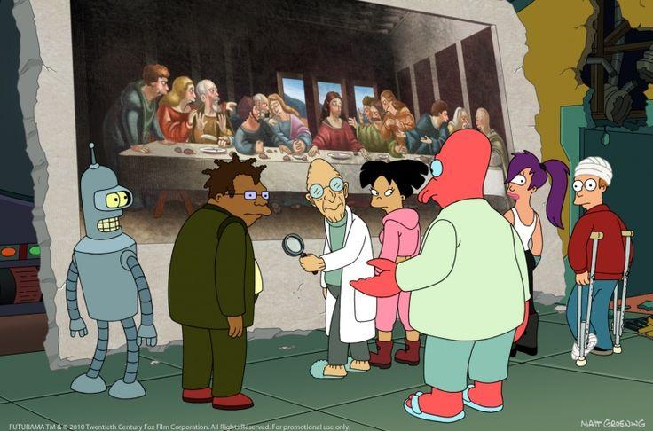 Futurama episode (2010)