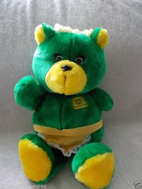 John Deere Teddy Bears : Best images about vintage dolls clothes and