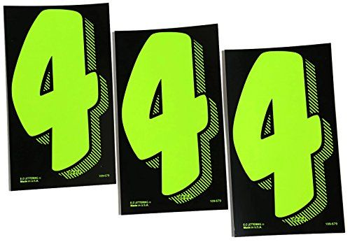 7 1/2 Green Chartreuse Pricing Numbers For Car Dealers 3 Dozen (36) 4s. For product info go to:  https://www.caraccessoriesonlinemarket.com/7-12-green-chartreuse-pricing-numbers-for-car-dealers-3-dozen-36-4s/