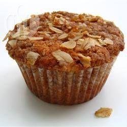 Banana Oat Cupcakes @ allrecipes.com.au