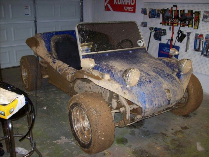 Stoker S Dune Buggy After Playing In The Mud Beach Go Kart