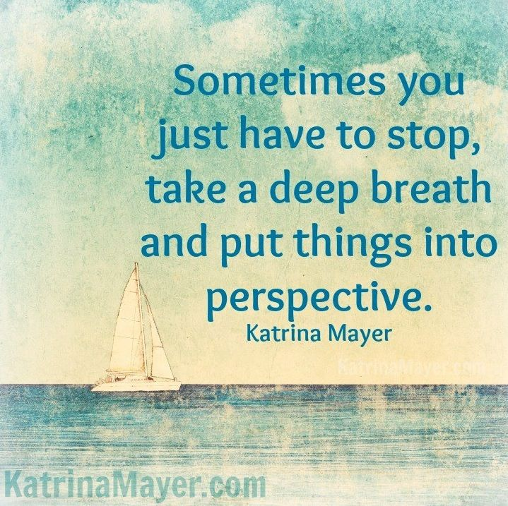 Take A Deep Breathe Quote Via Wwwkatrinamayercom Personal Growth