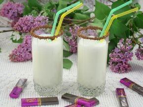 Молочный коктейль с мороженым, рецепт с фото.