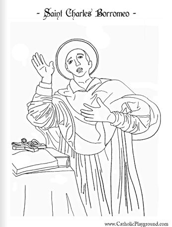 kids catholic coloring pages - photo#18