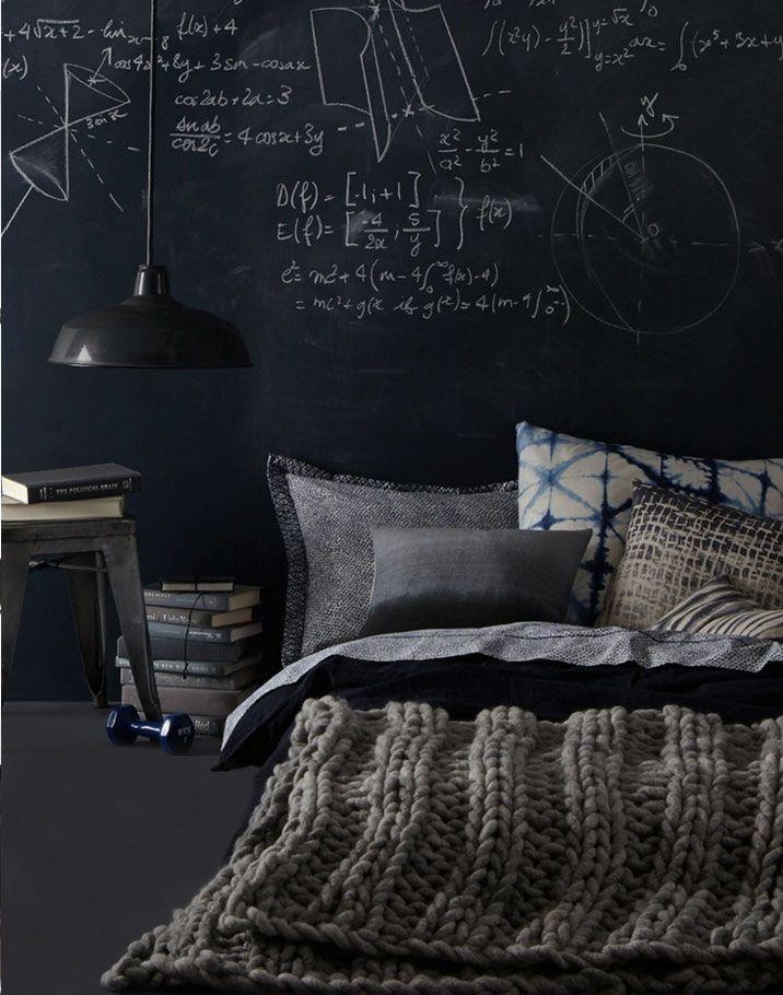I feel like if I had a place to do my math on my wall, I would enjoy doing my homework more
