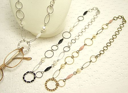eyeglass holder necklace