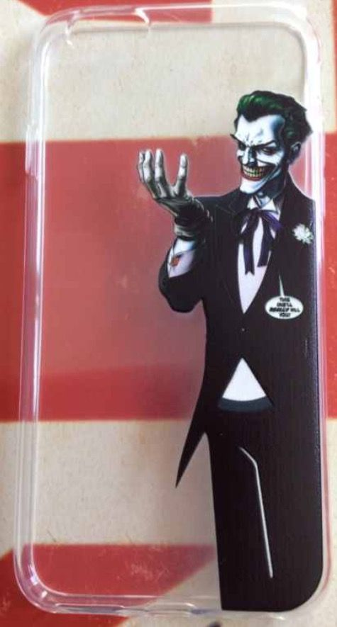 iPhone 6/6s Mobile Phone Soft Silicon Gel Protective Case - The Joker #present #xmas #christmas #iphone6s #iphone #iphone6 #mobile #thejoker #batman http://m.ebay.co.uk/itm/iPhone-6-6s-Mobile-Phone-Soft-Gel-Silicon-Protective-Case-The-Joker-Xmas-/282215960825?nav=SELLING_ACTIVE