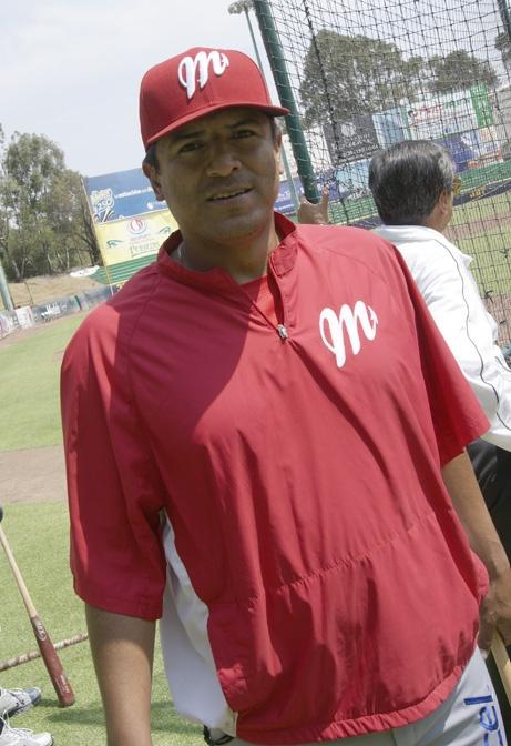 Miguel Ojeda, manager de los Diablos Rojos del México