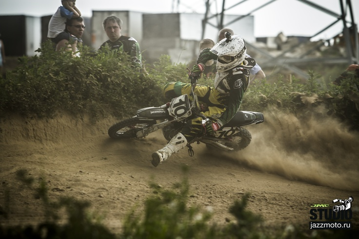 First stage of Russia pitbike championship