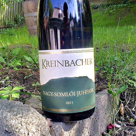 Kreinbacher Juhfark 2011