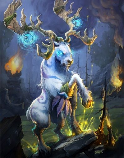 Malorne - Hearthstone: Heroes of Warcraft  I have return...