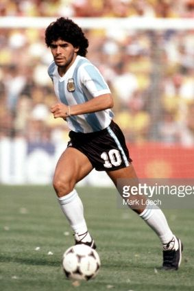 Diego (Mundial España 1982)