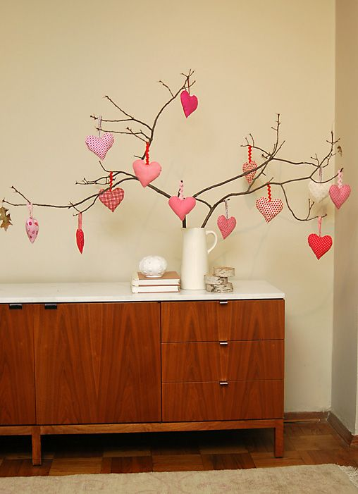 Free Pattern: Puffy Valentine Day Heart Ornaments | Oliver + S