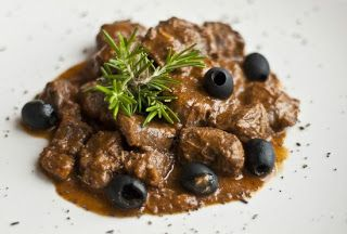 Denny Chef Blog: Cinghiale alle olive