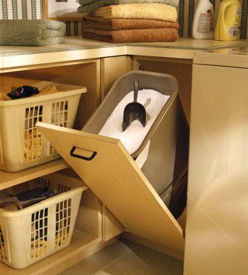 Detergent Cabinet