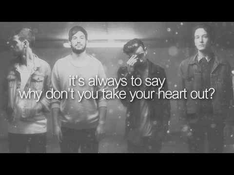 ▶ The 1975 - Heart Out (Lyrics on Screen) - YouTube