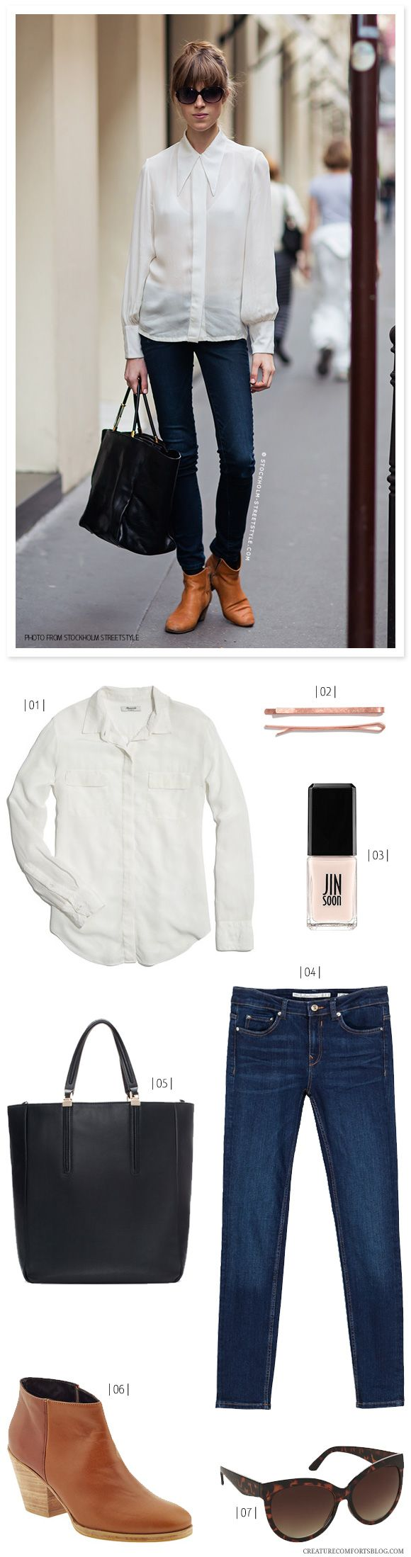 Style Snag: Look No.3 | Creature Comforts