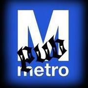 Metro pub logo