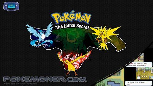 http://www.pokemoner.com/2017/08/pokemon-lethal-secret.html Pokemon The Lethal Secret  Name: Pokemon The Lethal Secret Remake From: Pokemon FireRed Remake by: Alen Description: Eines Tages wirst du von deiner Mutter aus deinen Träumen gerissen: Ein Familienausflug steht an du sollst deiner Mutter sagen welche Region du bevorzugst. Kaum bist du aufgestanden begibst du dich die Treppe hinab zu deiner Familie welche dich herzlichst empfängt. Von deinem Vater erfährst du dass dein Bruder eine…