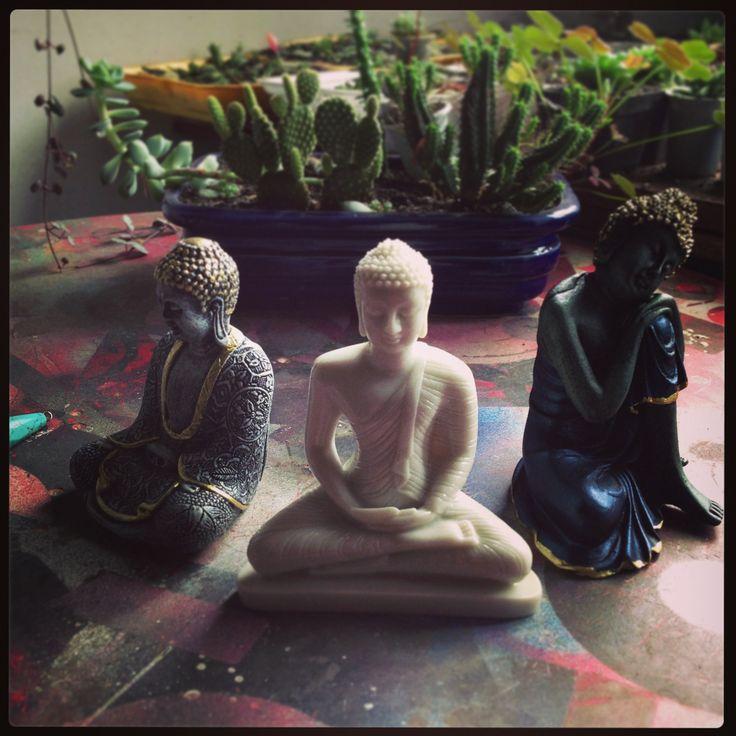 Algunos Budas que puedes escoger para tu mandala o altar.