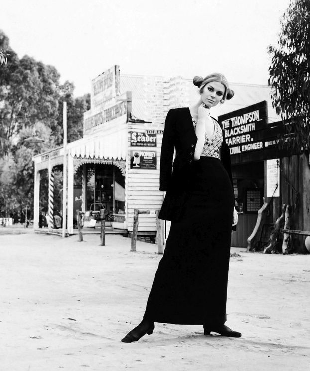 Australian Wool Board Awards Swan Hill, Victoria, Australia photo Bruno Benini 1969