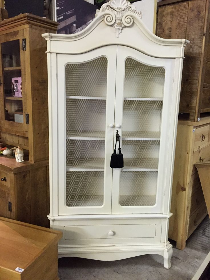 Laura Ashley Armoire | Armoire, Shabby chic, Cabinet