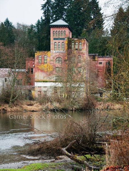 First Olympia Brewery...Olympia Washington. Lol I always wondered what that building was!
