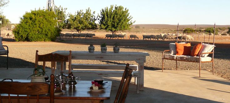A few fine places to eat in Northern Cape South Africa