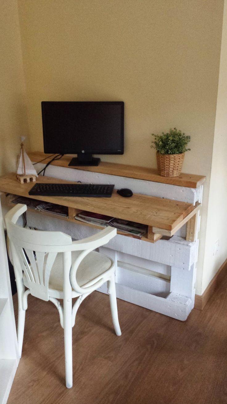 Decoracion reciclada para el hogar for Decoracion en madera para el hogar