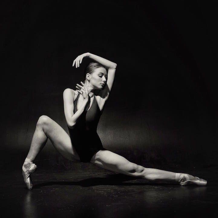 Agée de 24 ans, Darian Volkova est une photographe professionnelle russe…