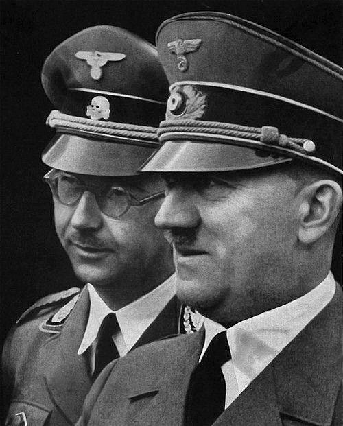Hitler And Himmler From 38.media.tumbir.com. EL DIAVOLO