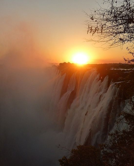 #Victoria_Falls is also considered the adventure capital of Africa